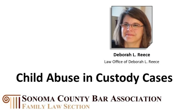 Child Abuse in Custody Cases