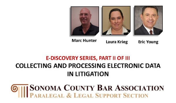3-19-21 COLLECTING AND PROCESSING ELECTRONIC DATA IN LITIGATION Thumbnail