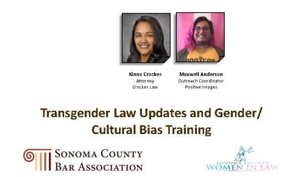 4-8-21 Transgender Law Updates & Gender/Cultural Bias Training Thumbnail