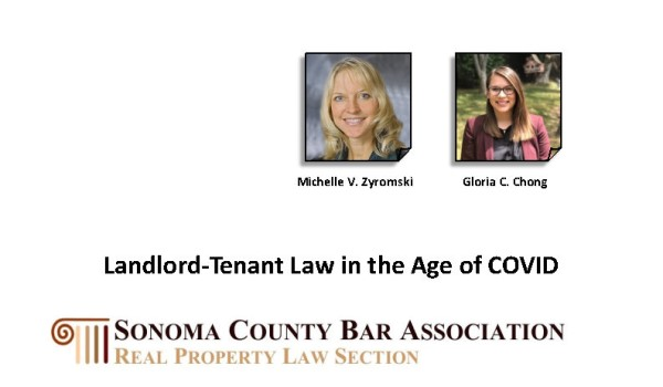 Landlord - Tenant Law in the Age of COVID - Thumbnail