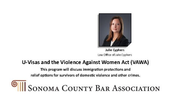 U-Visas and the Violence Against Women Act (VAWA) - Thumbnail